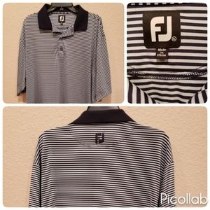 LOT OF3 FOOTJOY FJ GOLF POLO SHIRTS